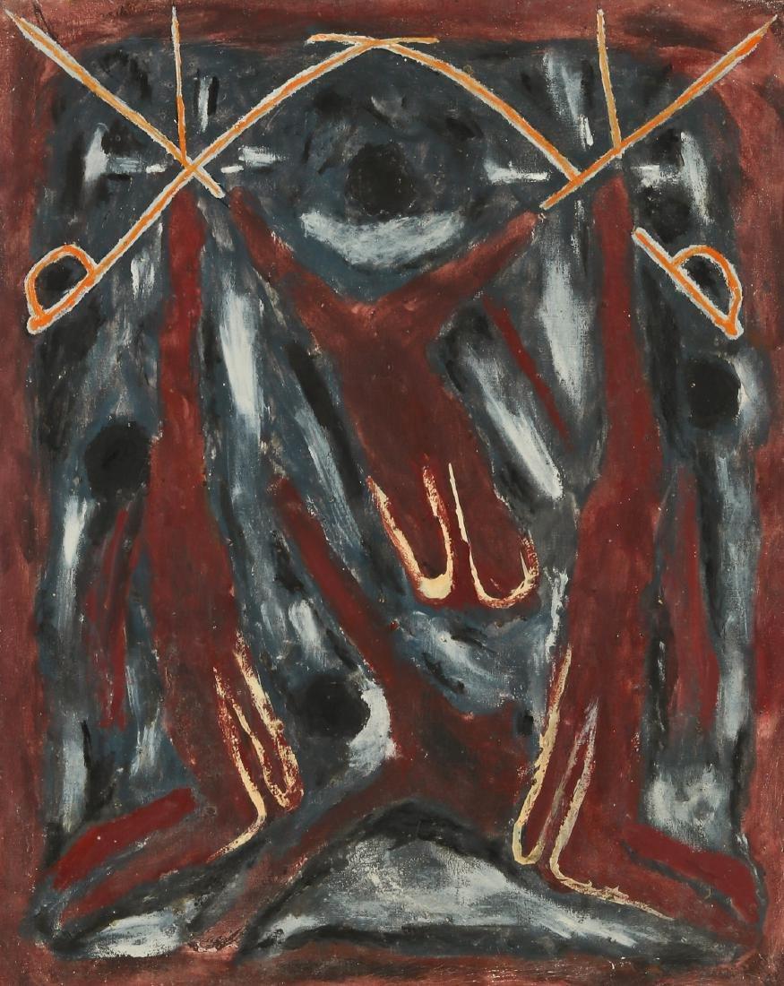 Odilon Pierre (Haitian/Port-au-Prince, 1933-1988)