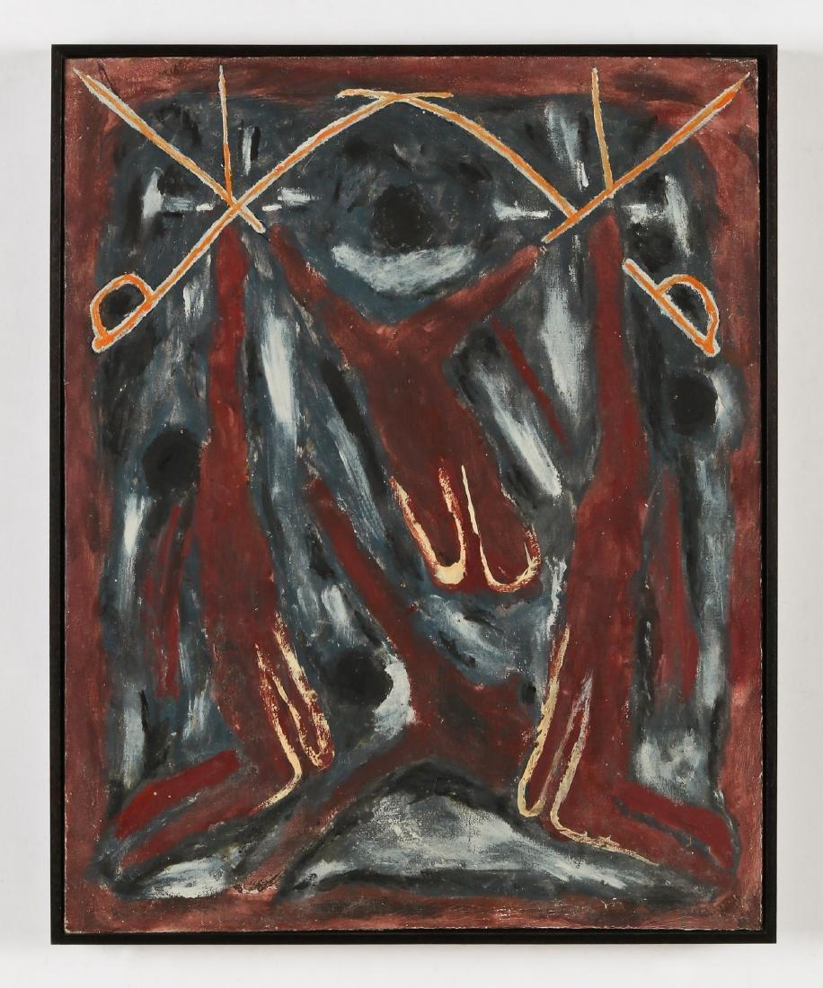 Odilon Pierre (Haitian/Port-au-Prince, 1933-1988) - 2