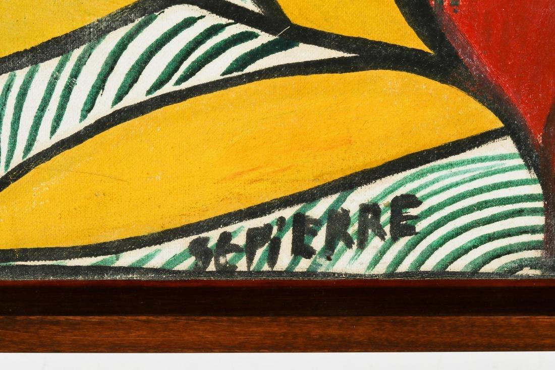 Toussaint St. Pierre (1923-1985) Three Birds - 3