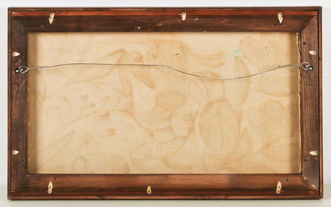 Toussaint St. Pierre (1923-1985) Three Birds - 4