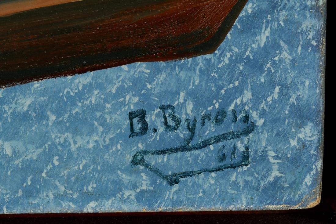 Bourmond Byron (1920-2004) Still Life - 3