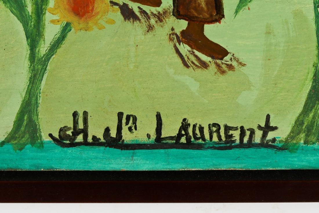 Joseph Jean-Laurent (Haitian/Croix-des-Bouquets, - 3