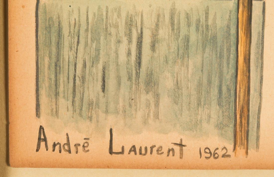 Andre Laurent (Haitian, 20th c.) - 3