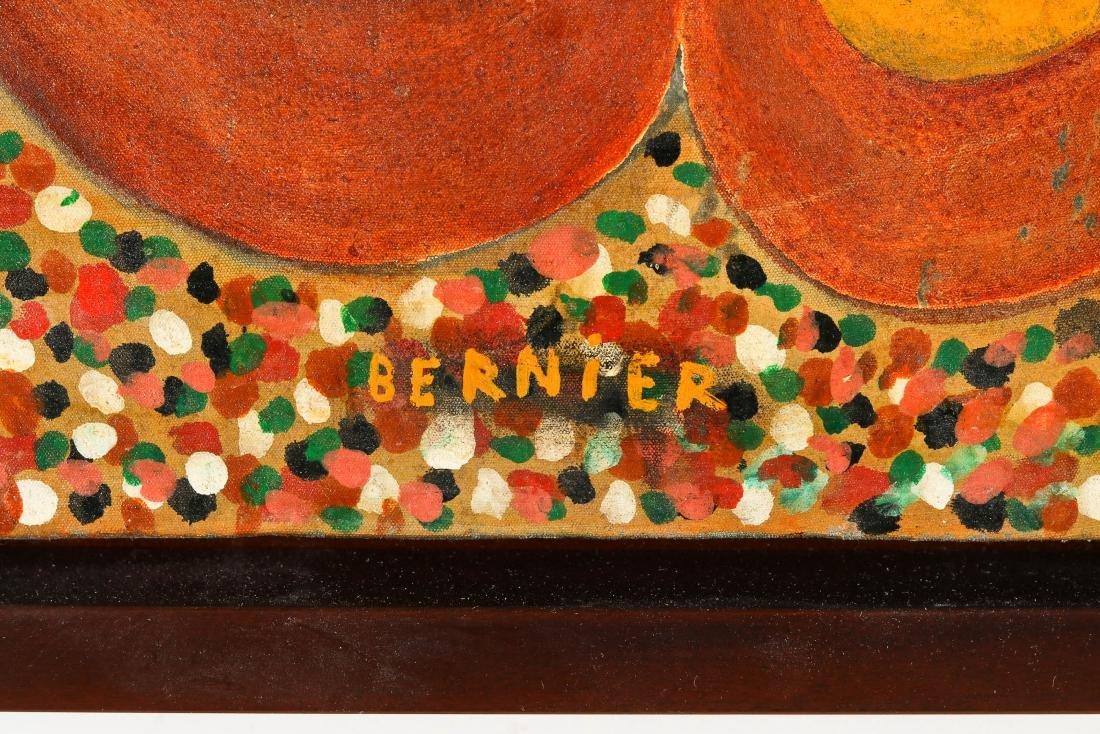 Bernier (Haitian, 20th c.) Lovers - 3