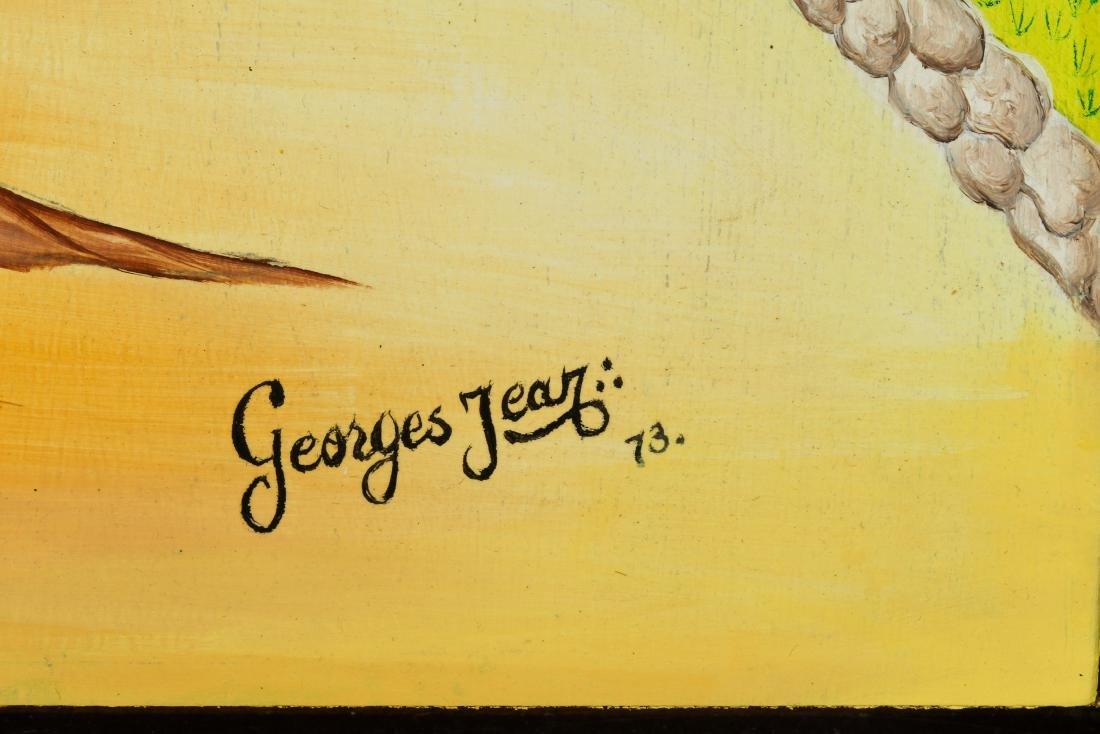 Georges Jean (20th c.) Spirit Tree Festooned in - 3