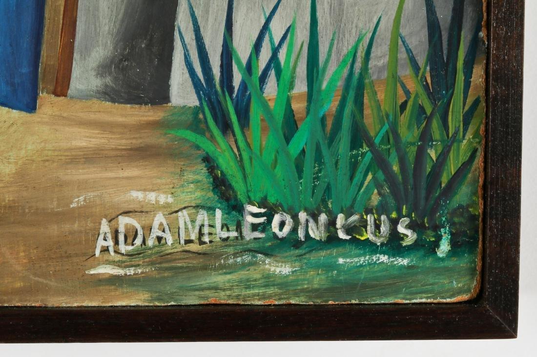 Adam Léontus (1923-1986) The Lesson - 3