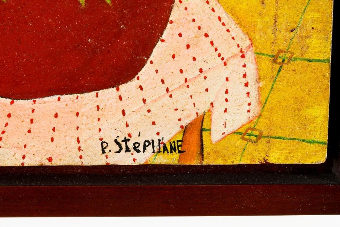 Peters Stephane (Haitian/Bainet, 20th c.) Still Life - 3