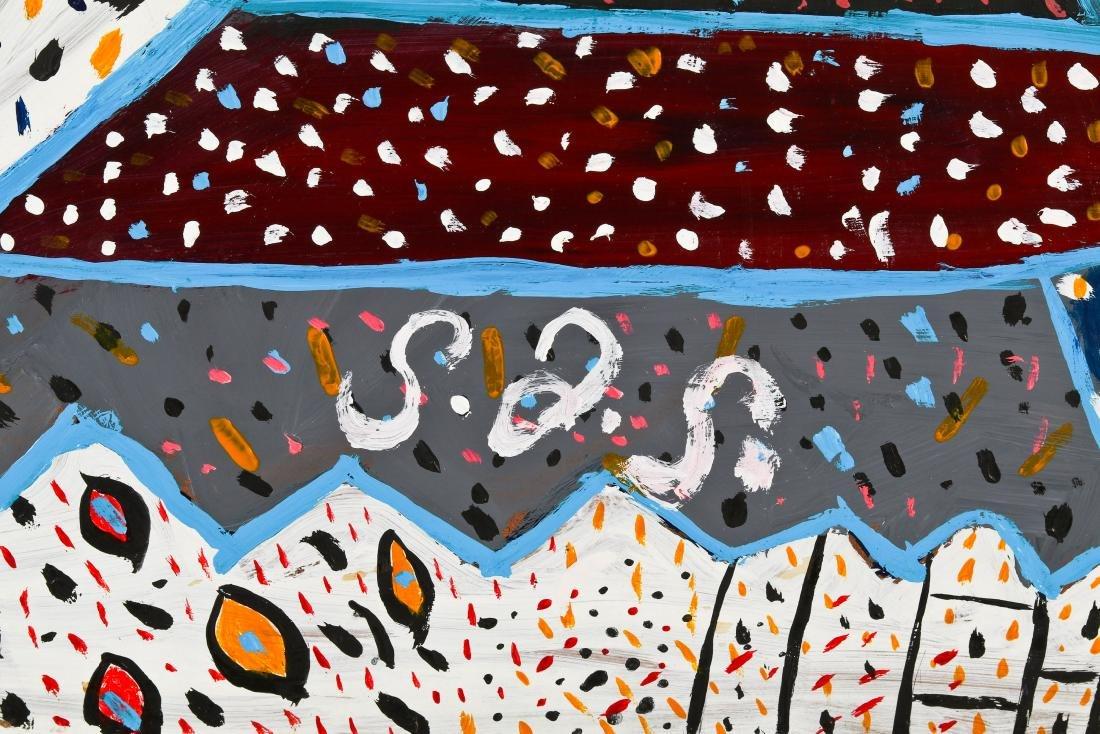 Saint Soleil Painting - 3