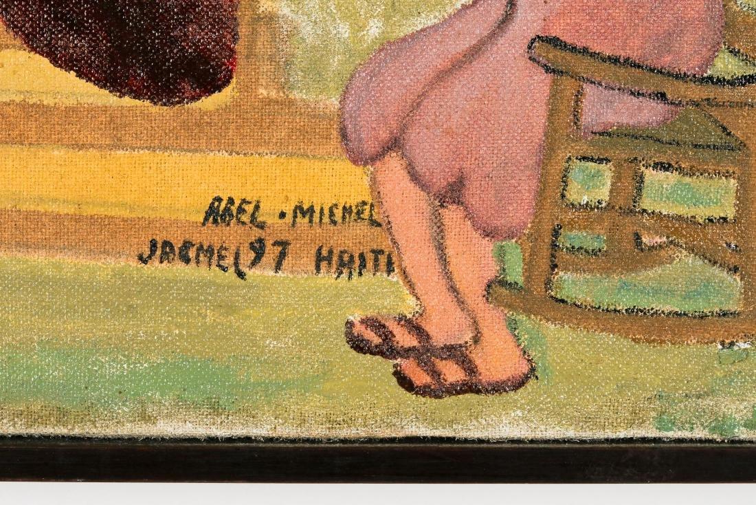 Abel Michel (20th c.) Mystical / Piritual Grotto, 1997 - 3
