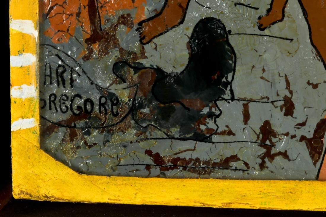 "Gregore (Haitian, 20th c.) ""Operation Dechoucage"" - 3"