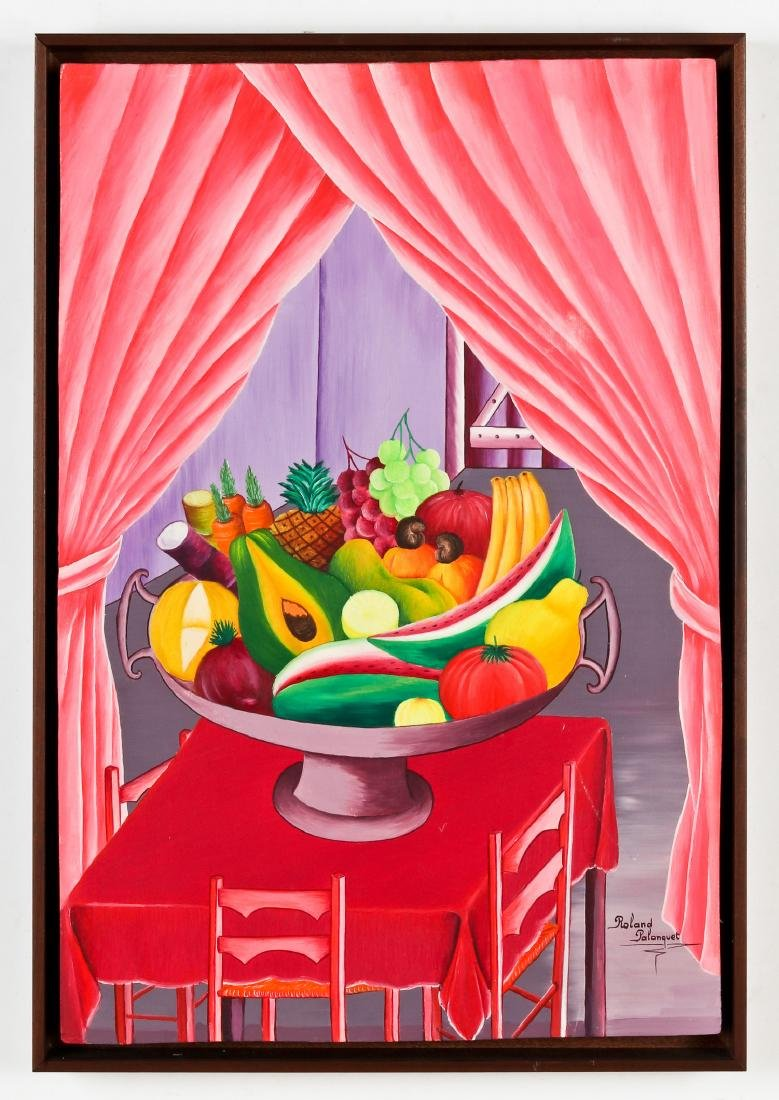 Roland Palanquet (20th c.) Still Life Painting - 2