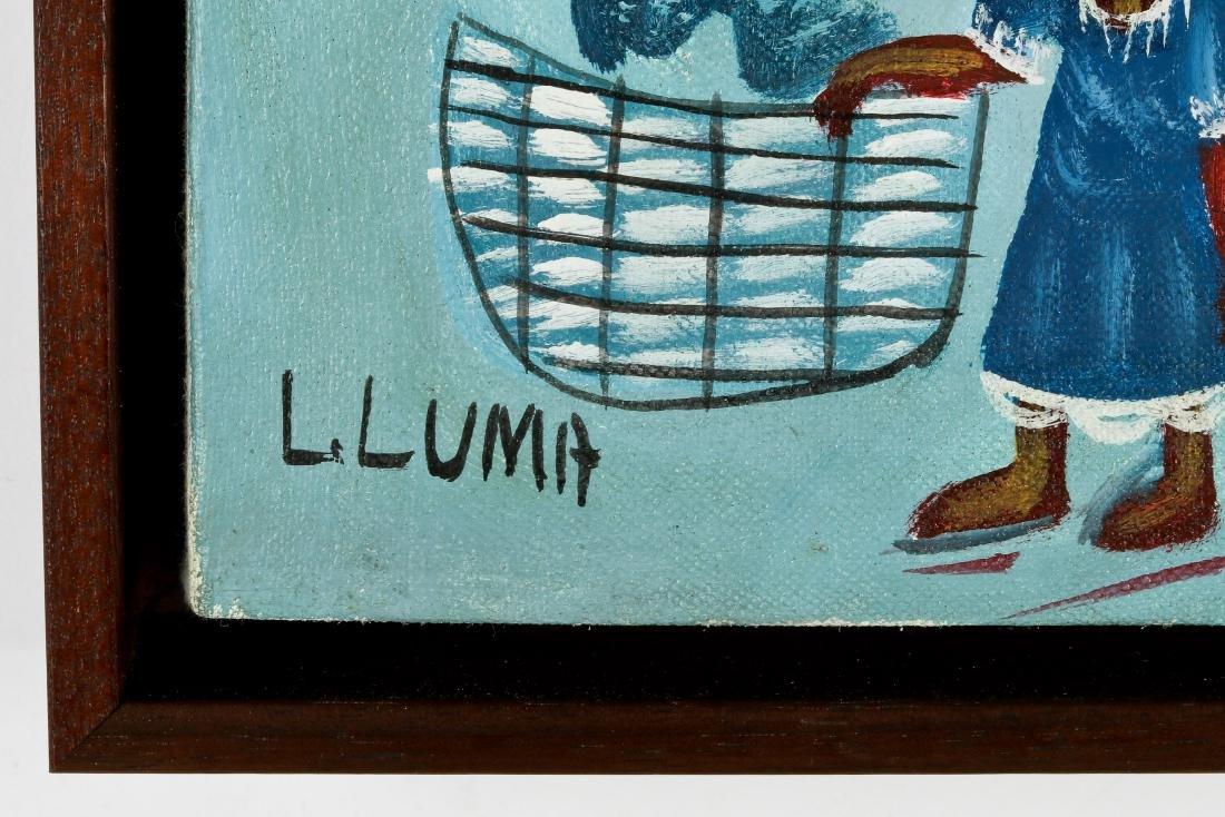 Louis Luma (Haitian/Port au Prince, b. 1950) Vodun - 3