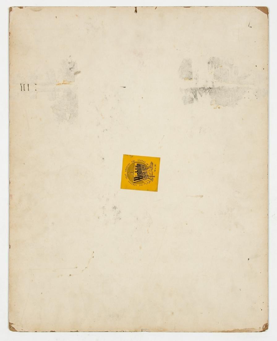 M. Kindelson (American, 20th c.) Pink Interior - 4