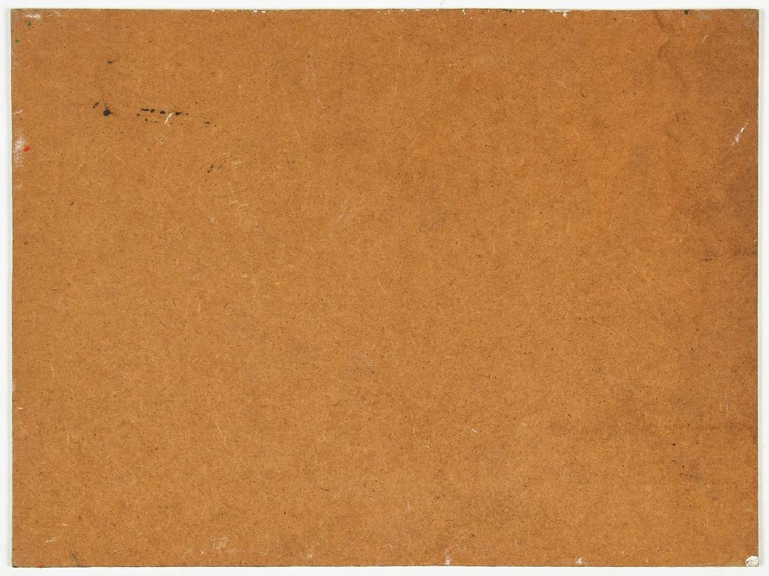 M. Zoeller (American, 20th c.) Autumn Landscape - 4