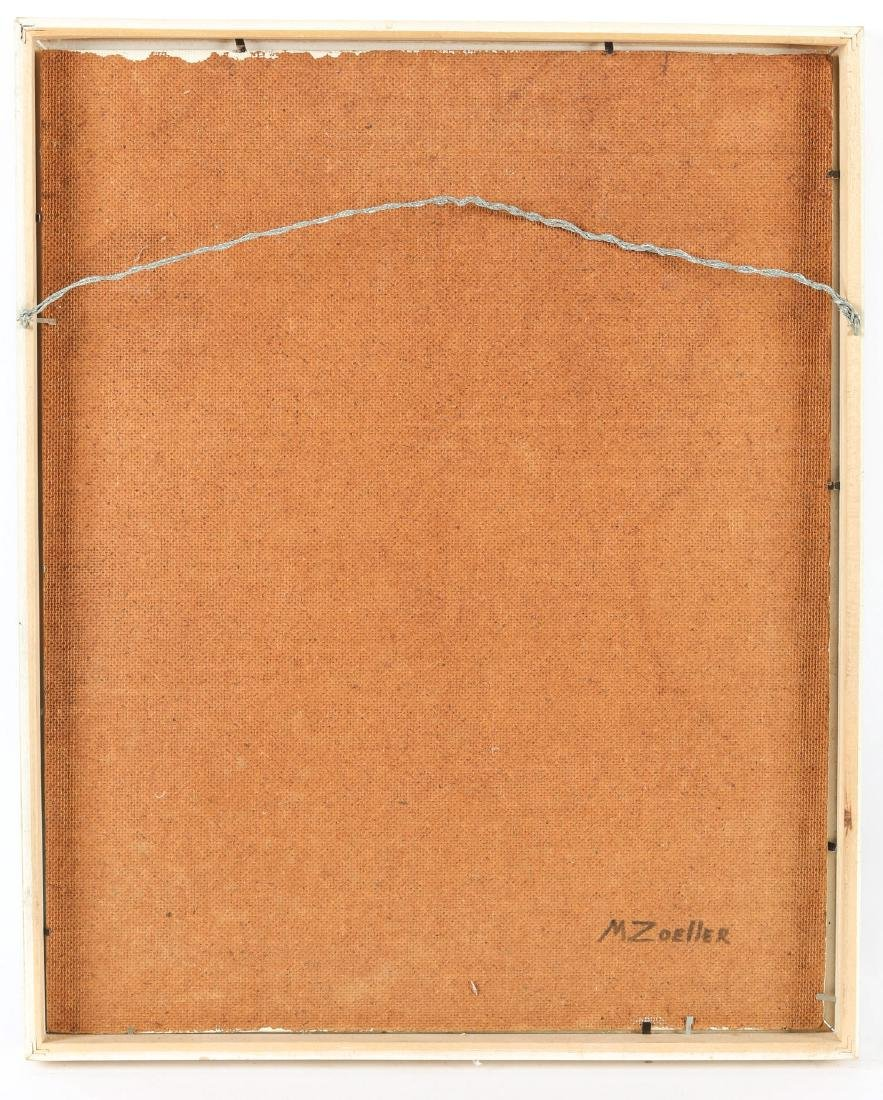 M. Zoeller (American, 20th c.) Winter Landscape - 3