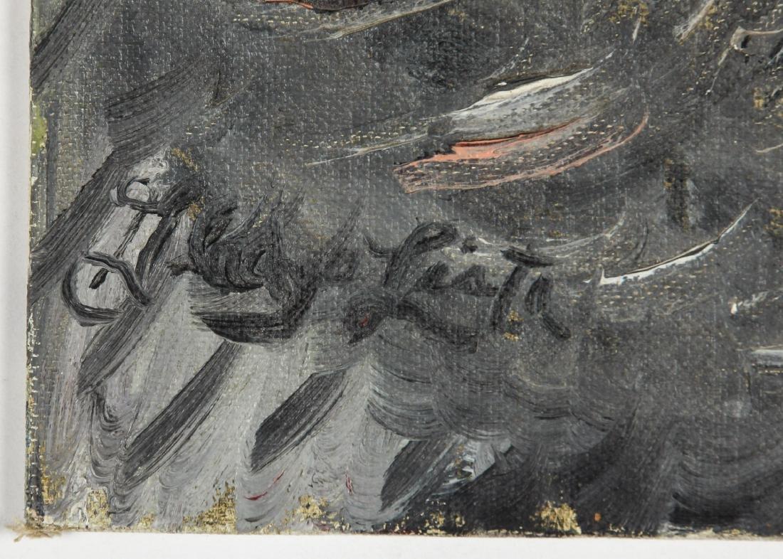 "Unknown Artist (American, 20th c.) ""Jesus"" - 3"