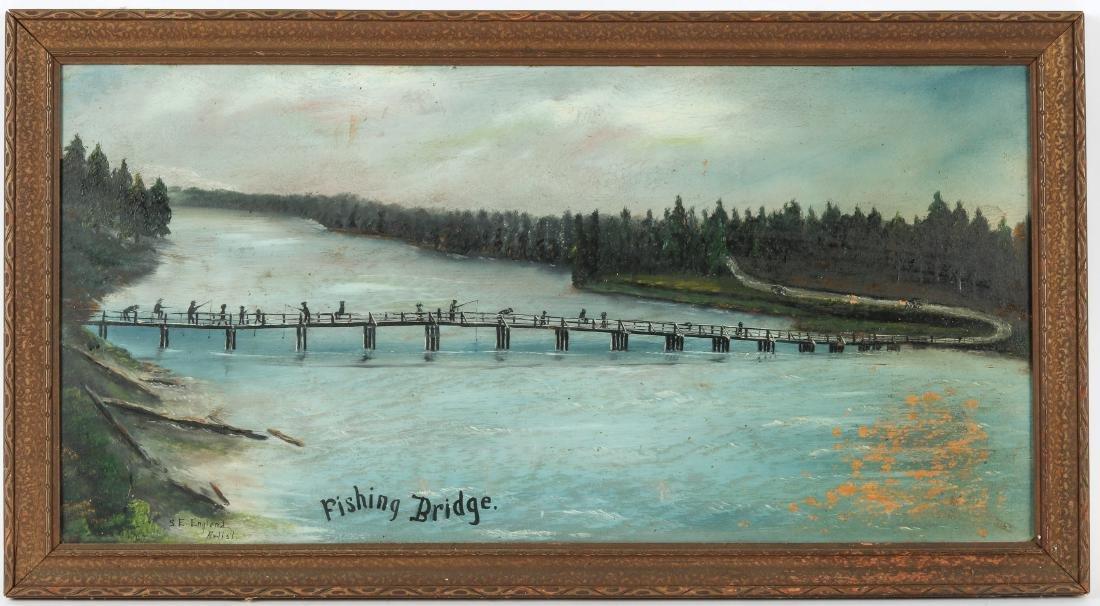 "S.E. England (20th c.) ""Fishing Bridge"""