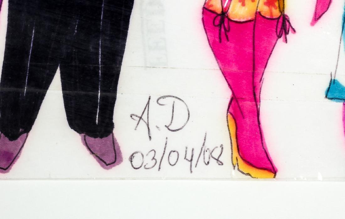 """A.D. (20th c.) """"Tell EM Daddy"""" - 5"""