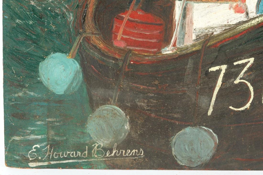 E. Howard Behrens (American, 20th c.) El Toro - 2