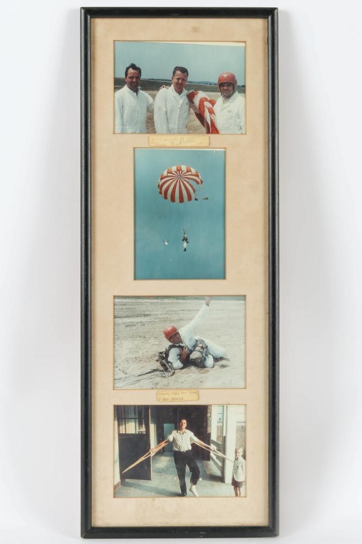 Tragic Parachute Jump Photographs