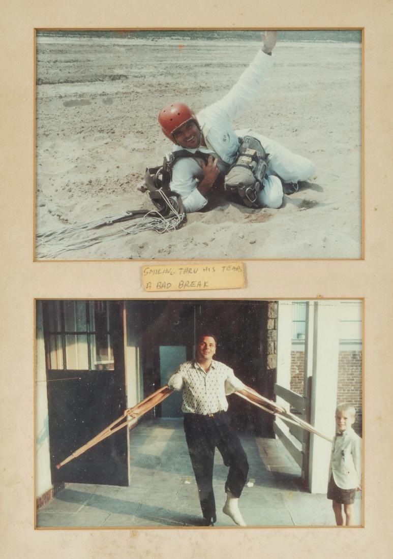Tragic Parachute Jump Photographs - 3
