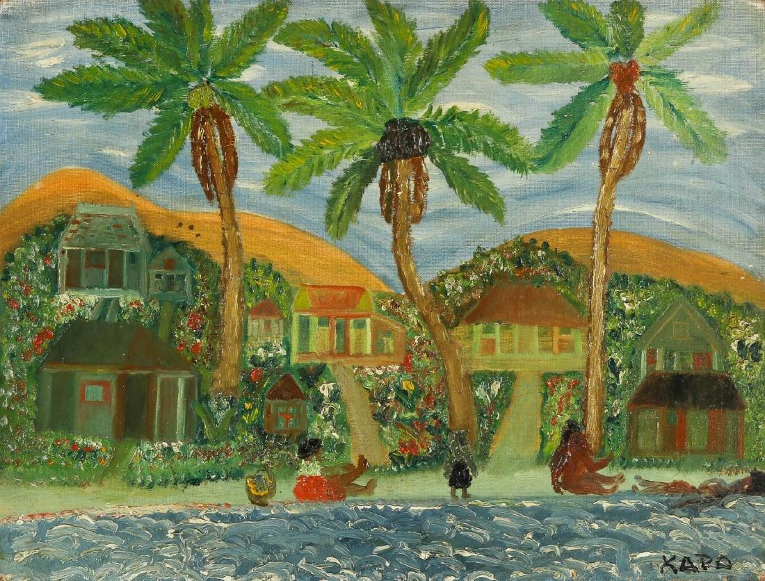 "Mallica ""Kapo"" Reynolds (Jamaican, 1911-1989)"