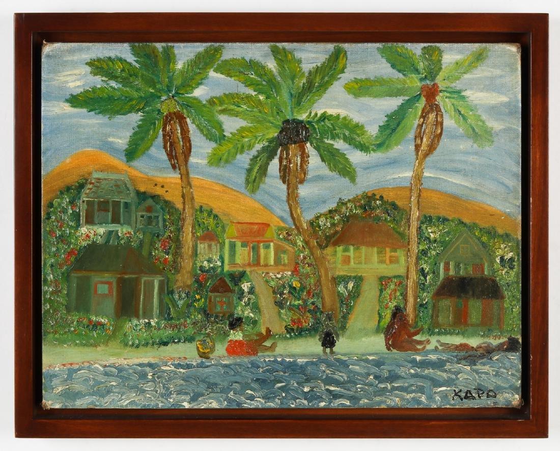 "Mallica ""Kapo"" Reynolds (Jamaican, 1911-1989) - 2"