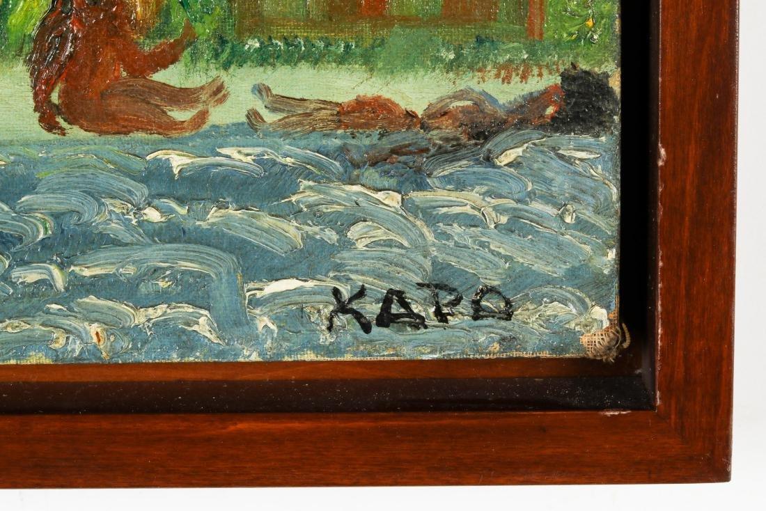 "Mallica ""Kapo"" Reynolds (Jamaican, 1911-1989) - 3"