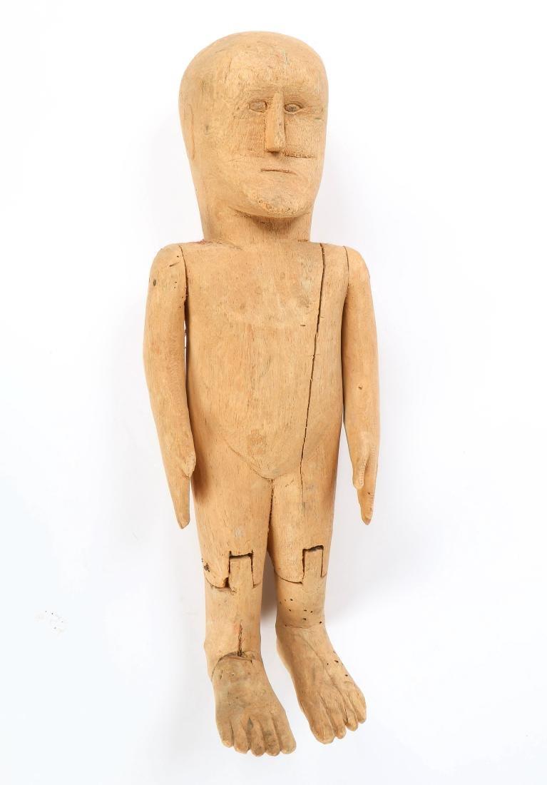 Brazilian Ex-voto Figure