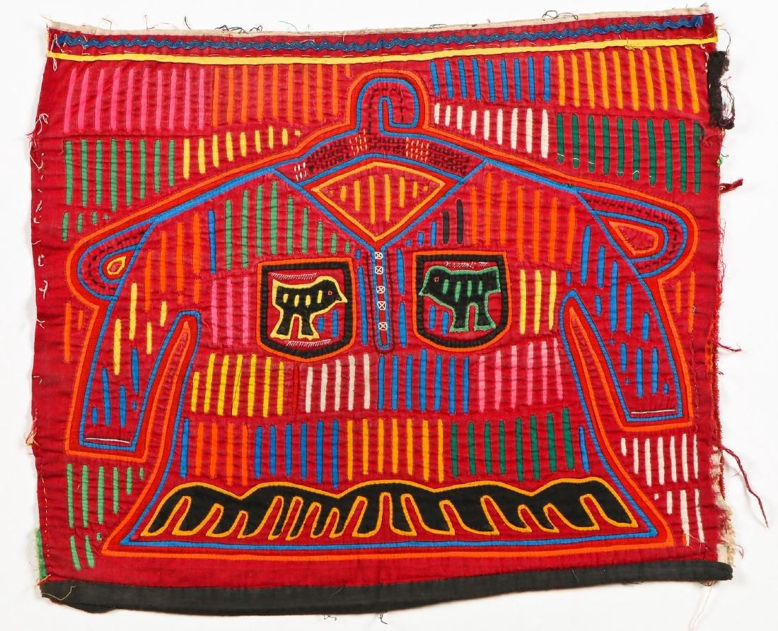 Kuna Mola Cloth, San Blas Archipelago