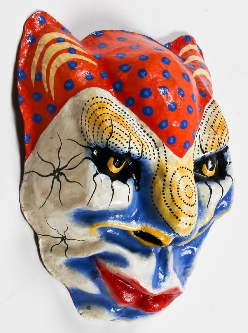 Didier Civil (Haitian/Jacmel, b. 1973) Zombie Carnaval - 2