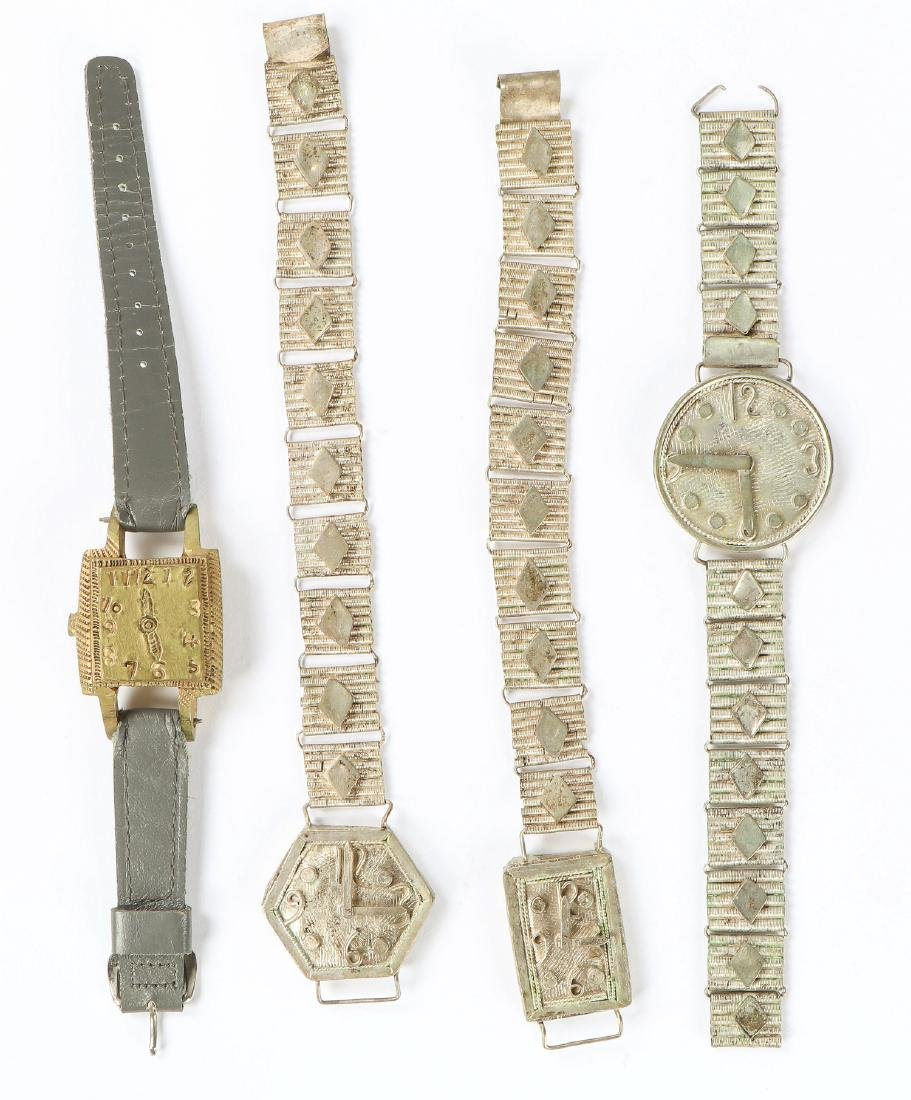 Four African Watches