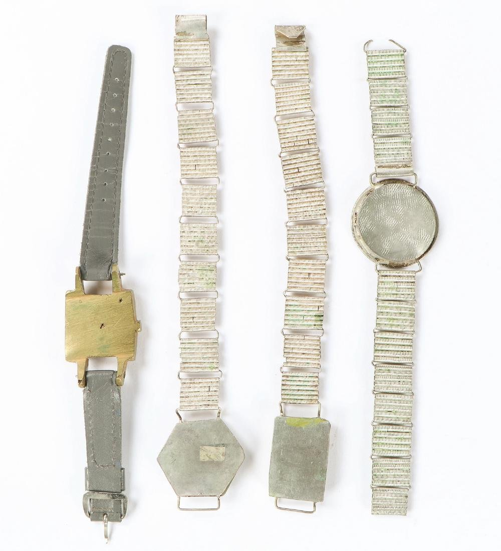 Four African Watches - 3