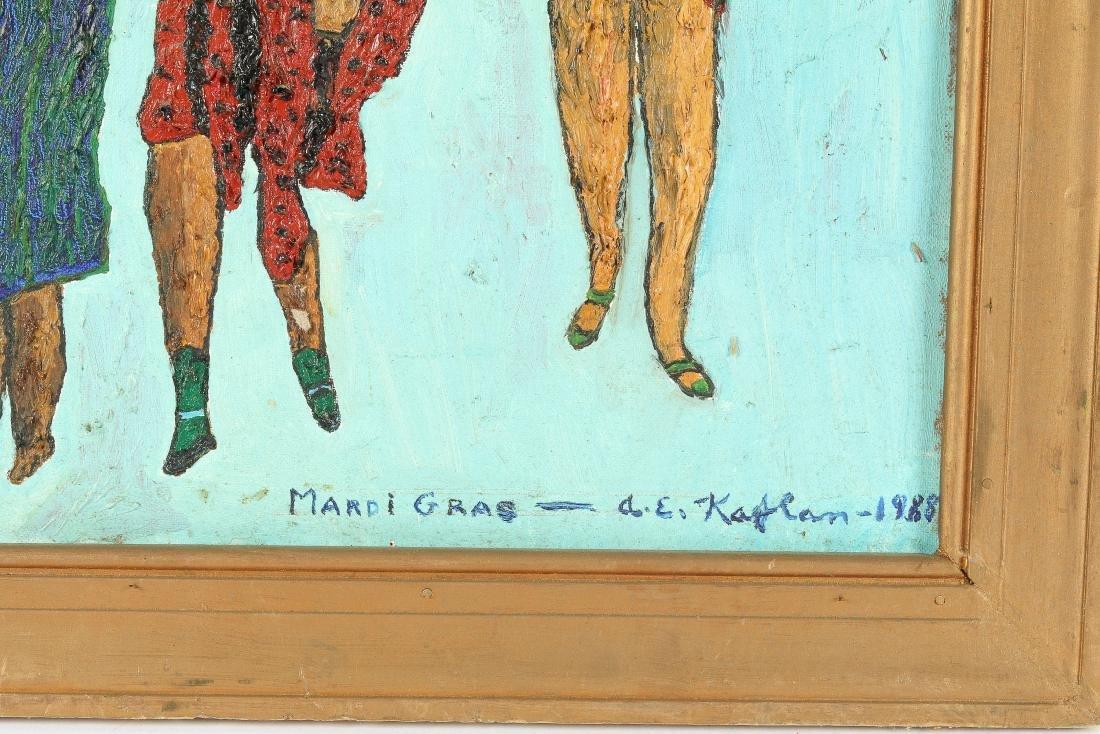 A.E. Kaplan (American, 20th c.) Mardi Gras - 2