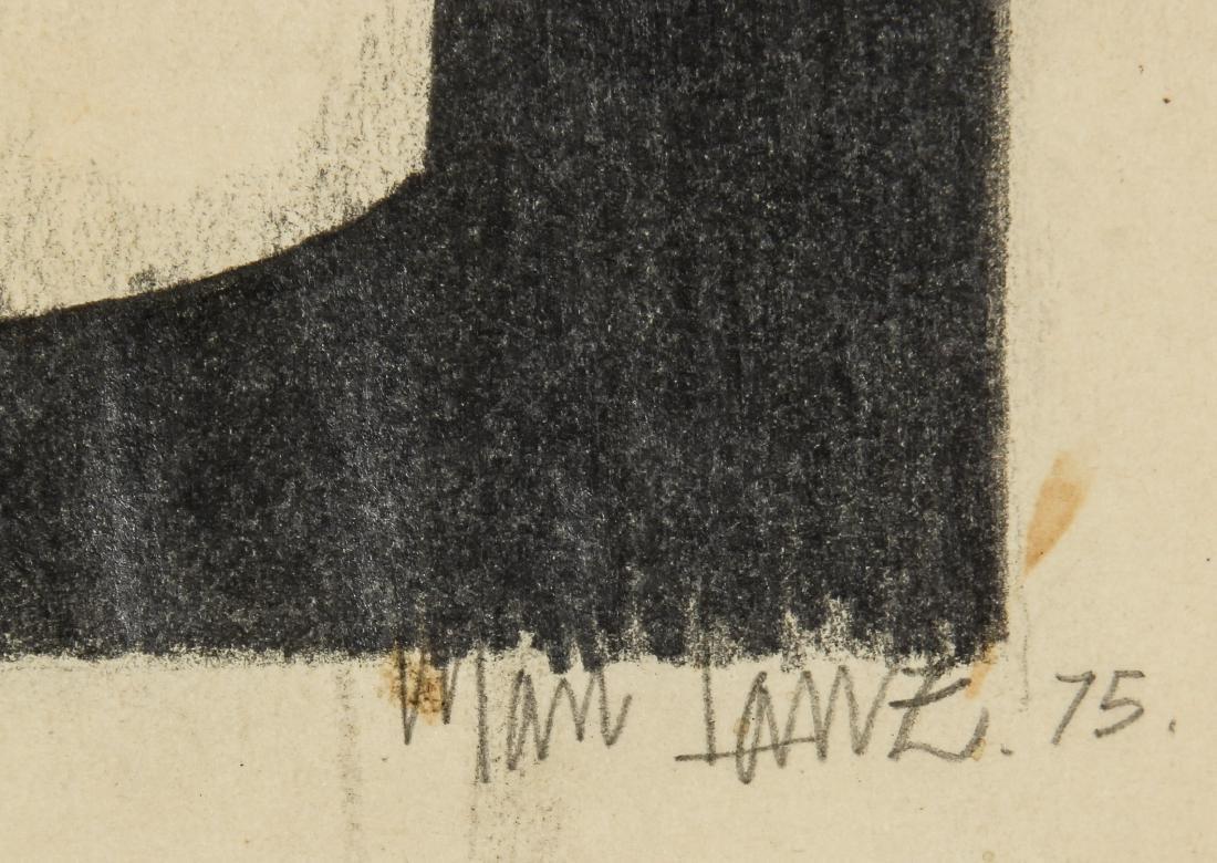Manuel Lanz (American, 20th c.) Head, 1975 - 3