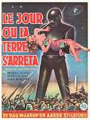 Vintage Movie Poster: ''The Day the Earth Stood Still''