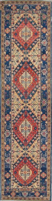 West Persian Style Rug: 3'0'' X 12'0''