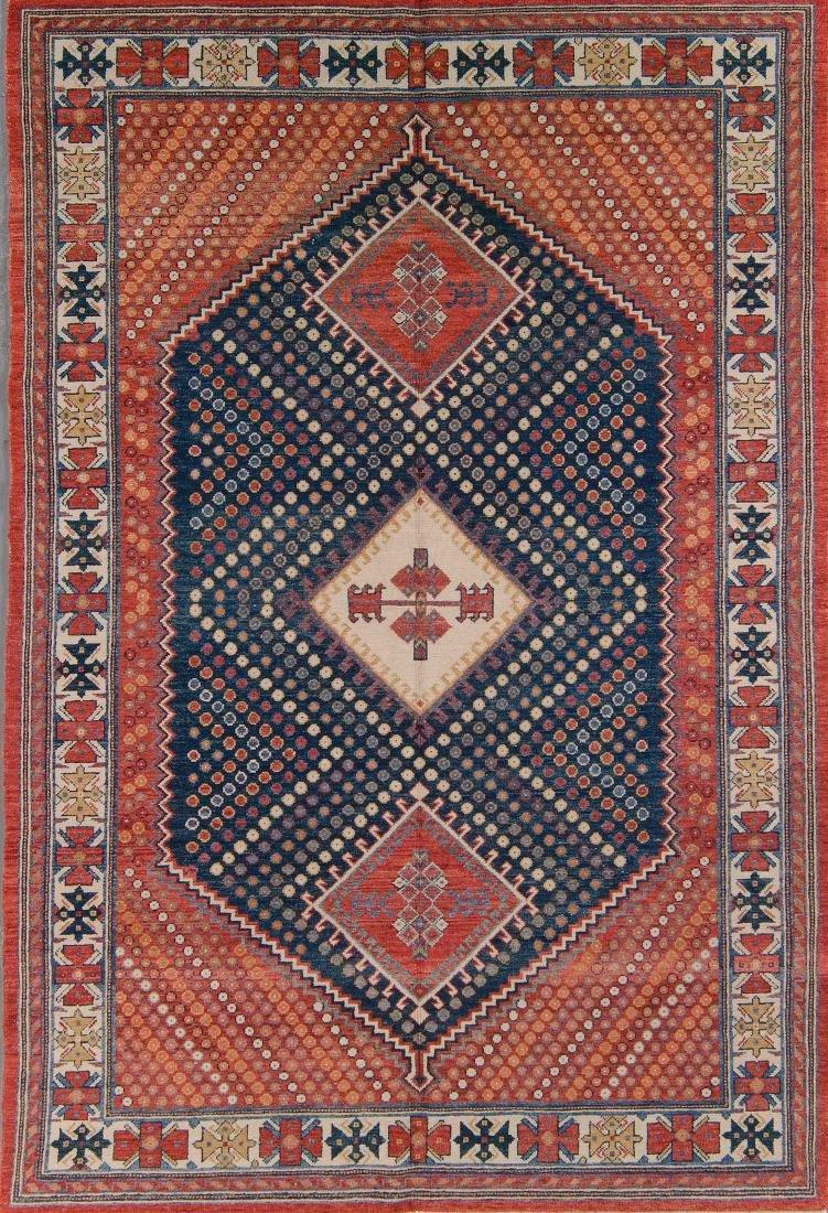 Afshar Style Rug: 5'10'' x 8'11''