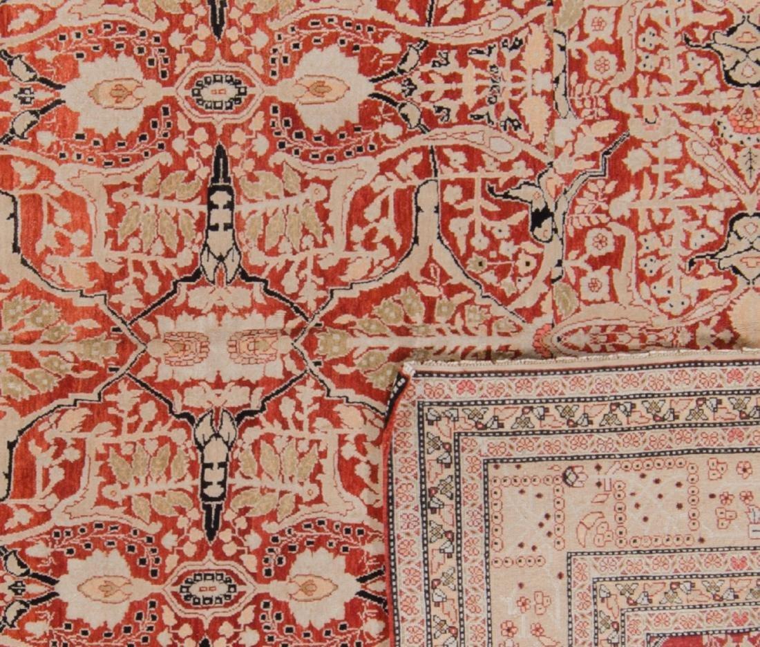 Tabriz Style Rug: 8'0'' x 10'2'' - 2