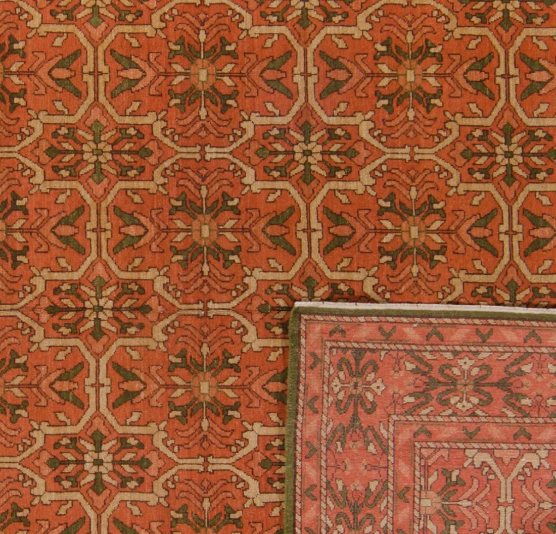 Khotan Style Rug: 9'3'' x 12'1'' - 2