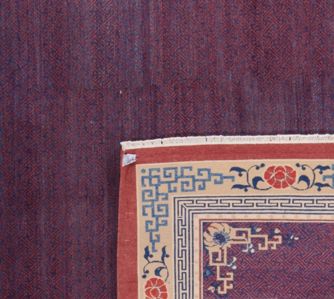 Chinese Rug: 8'9'' x 9'3'' - 2