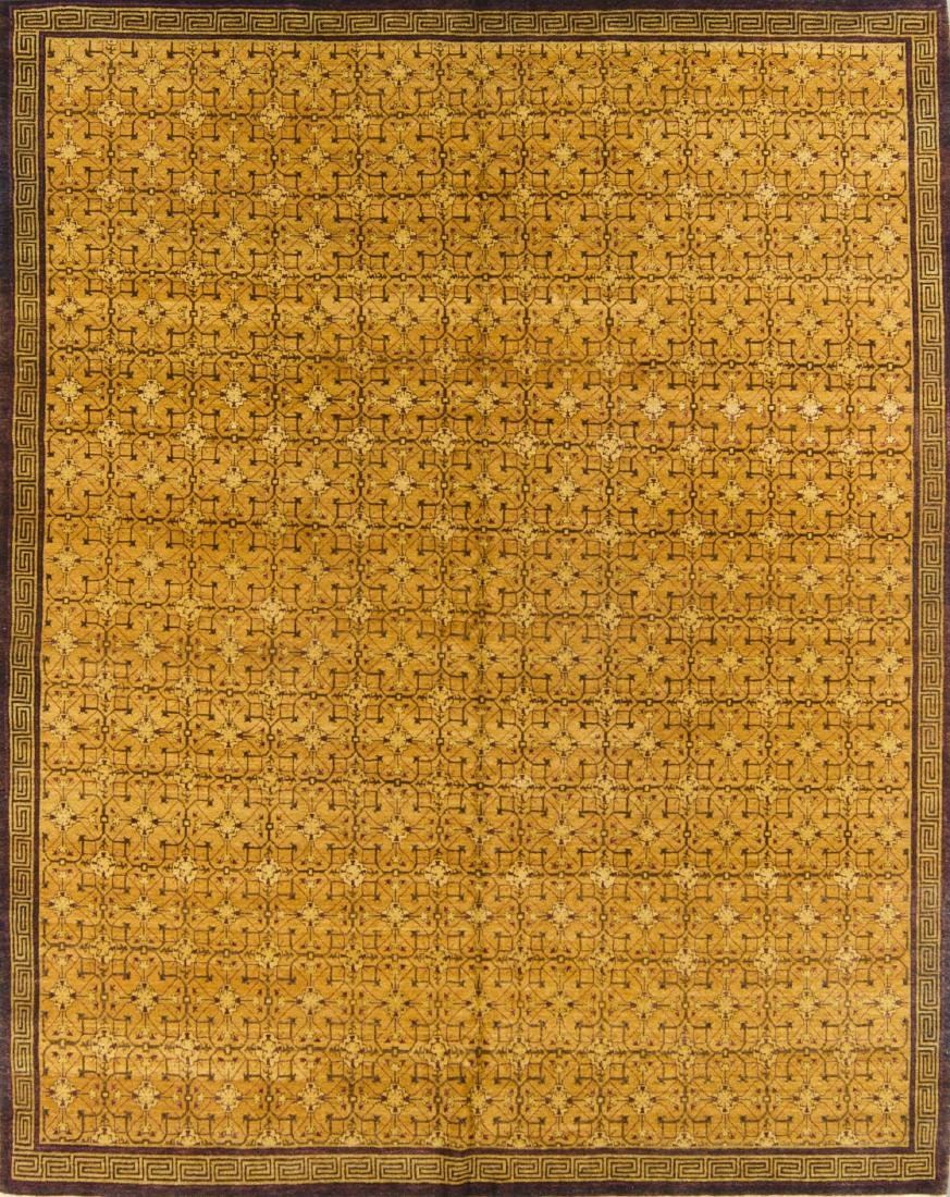 Khotan Style Rug: 8'0'' x 10'1''