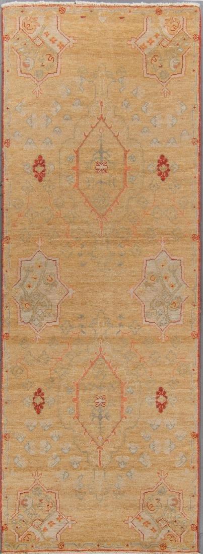 Oushak Style Rug: 3'0'' x 8'0''