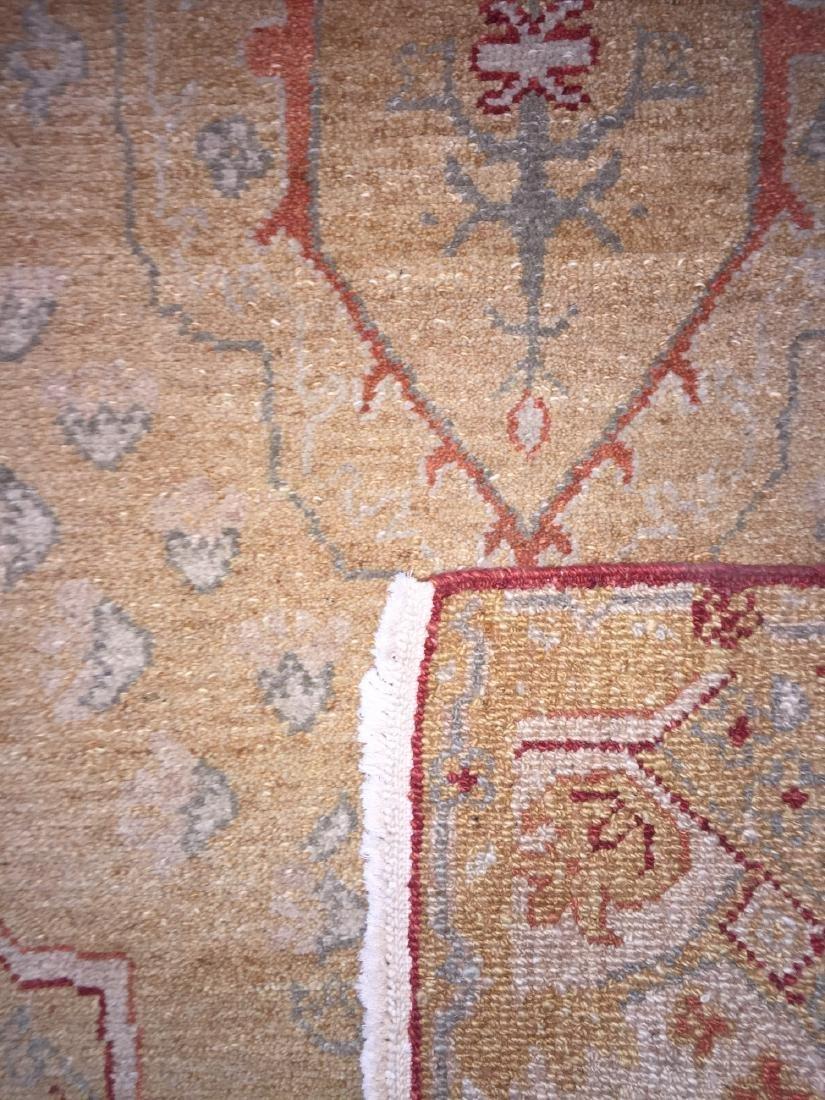 Oushak Style Rug: 3'0'' x 8'0'' - 2