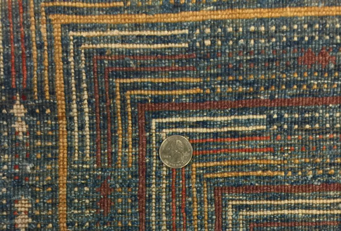 Fine Gabbeh Style Rug: 4'11'' x 7'0'' - 3