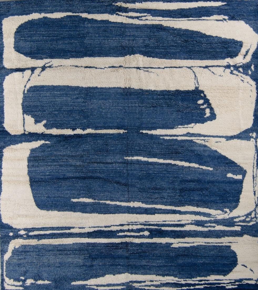 Teddy Sumner Design Tibetan Shag Rug: 8'7'' x 10'2''