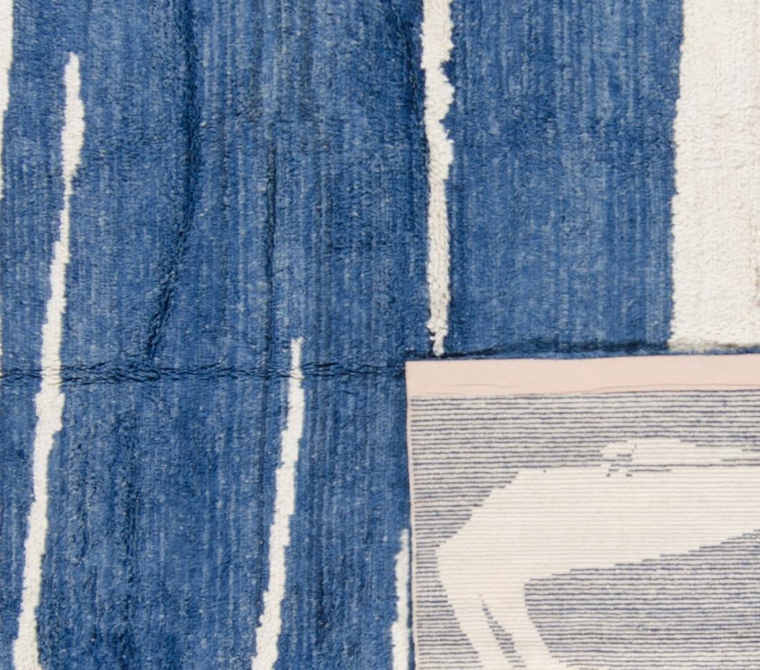 Teddy Sumner Design Tibetan Shag Rug: 8'7'' x 10'2'' - 2