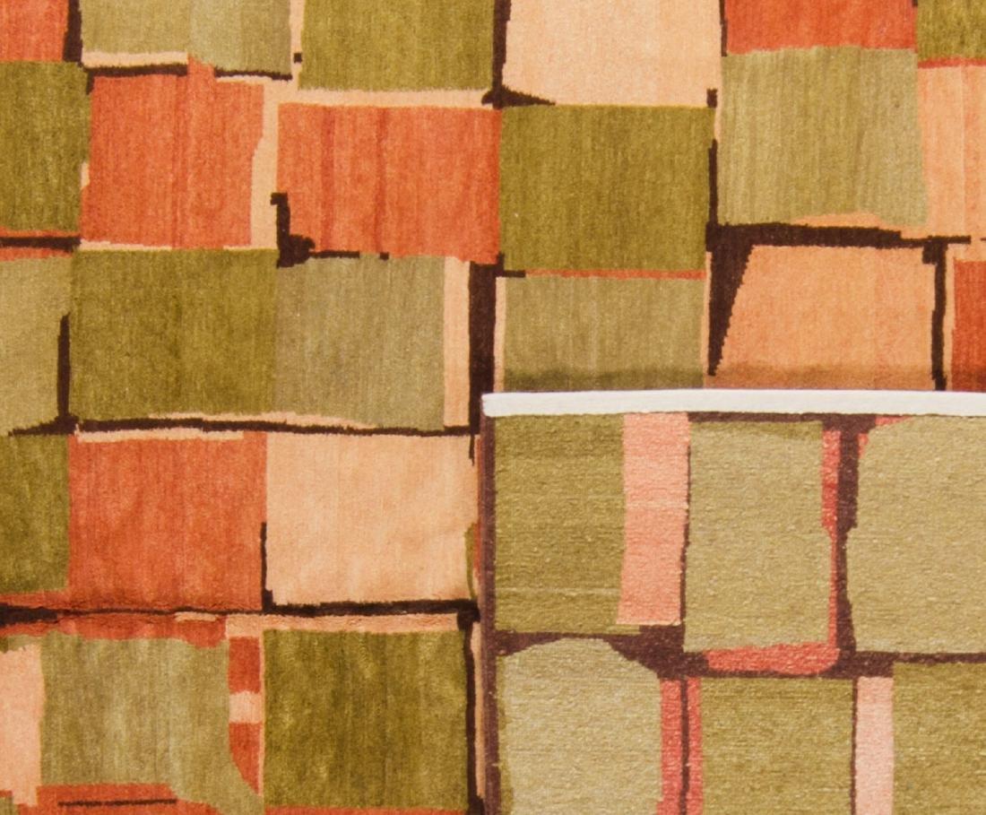 Teddy Sumner Design Tibetan Rug: 5'9'' x 6'11'' - 2