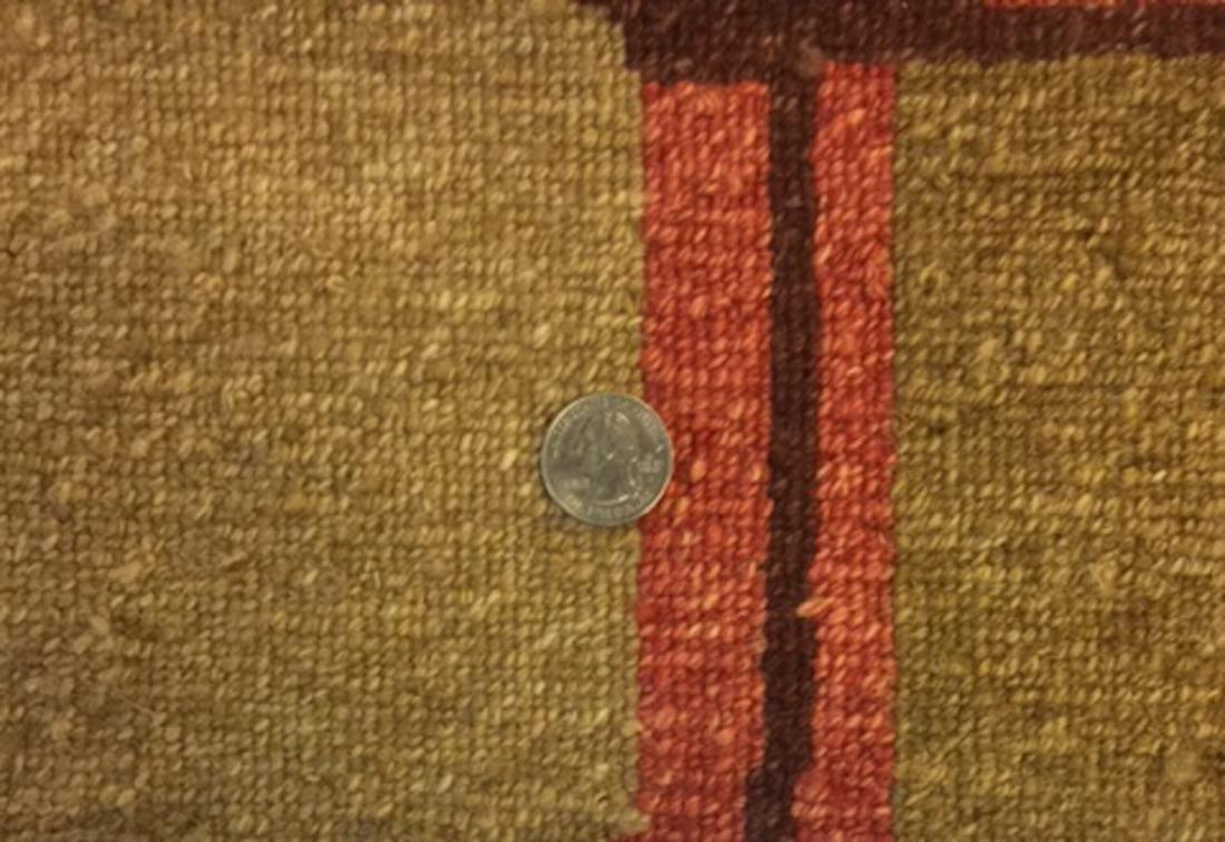 Teddy Sumner Design Tibetan Rug: 5'9'' x 6'11'' - 3