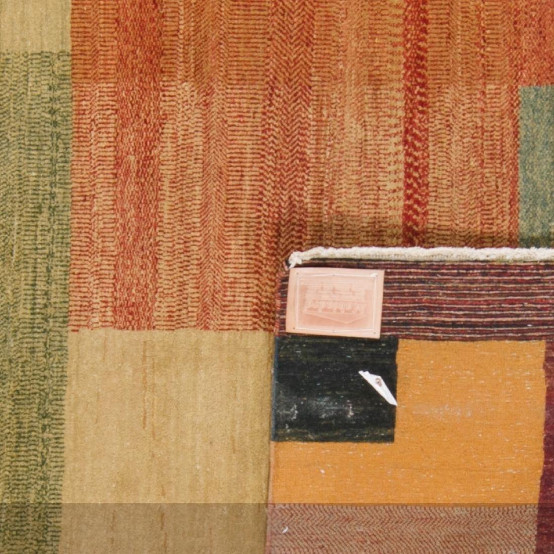 Teddy Sumner Design Mahindra Rug: 5'0'' x 7'2'' - 2